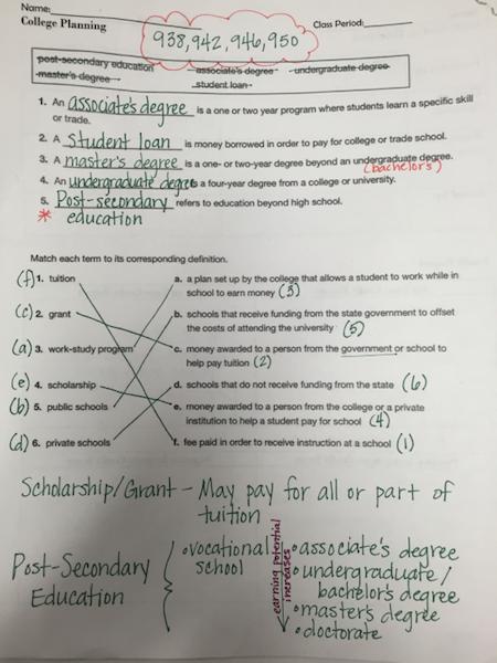 Homework help for grade 7 10 math students